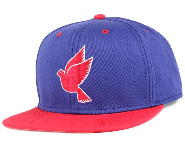Save Us Combo Blue/Red Snapback - Galagowear