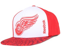 Detroit Red Wings Storm Snapback - Reebok