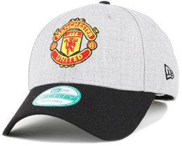 Manchester United Heather Grey 940 Adjustable - New Era