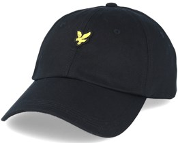 Baseball Black Adjustable - Lyle & Scott