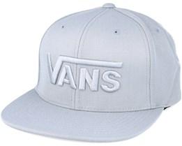 Drop V Grey Snapback - Vans