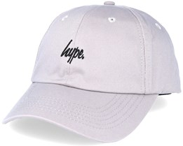 Script Grey/black  Adjustable - Hype