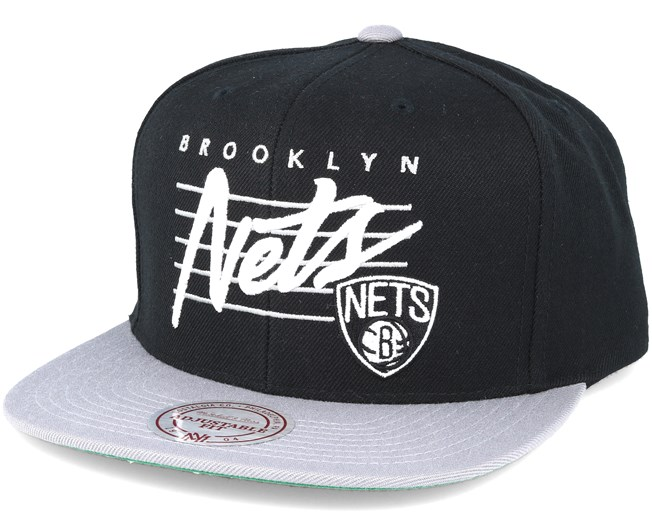 Brooklyn Nets cap by Mitchell and Ness Chicago Bulls