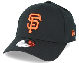 San Francisco Giants League Essential Black 39thirty Flexfit - New Era