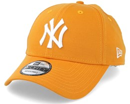 New York Yankees Seasonal Contrast Yellow Adjustable - New Era
