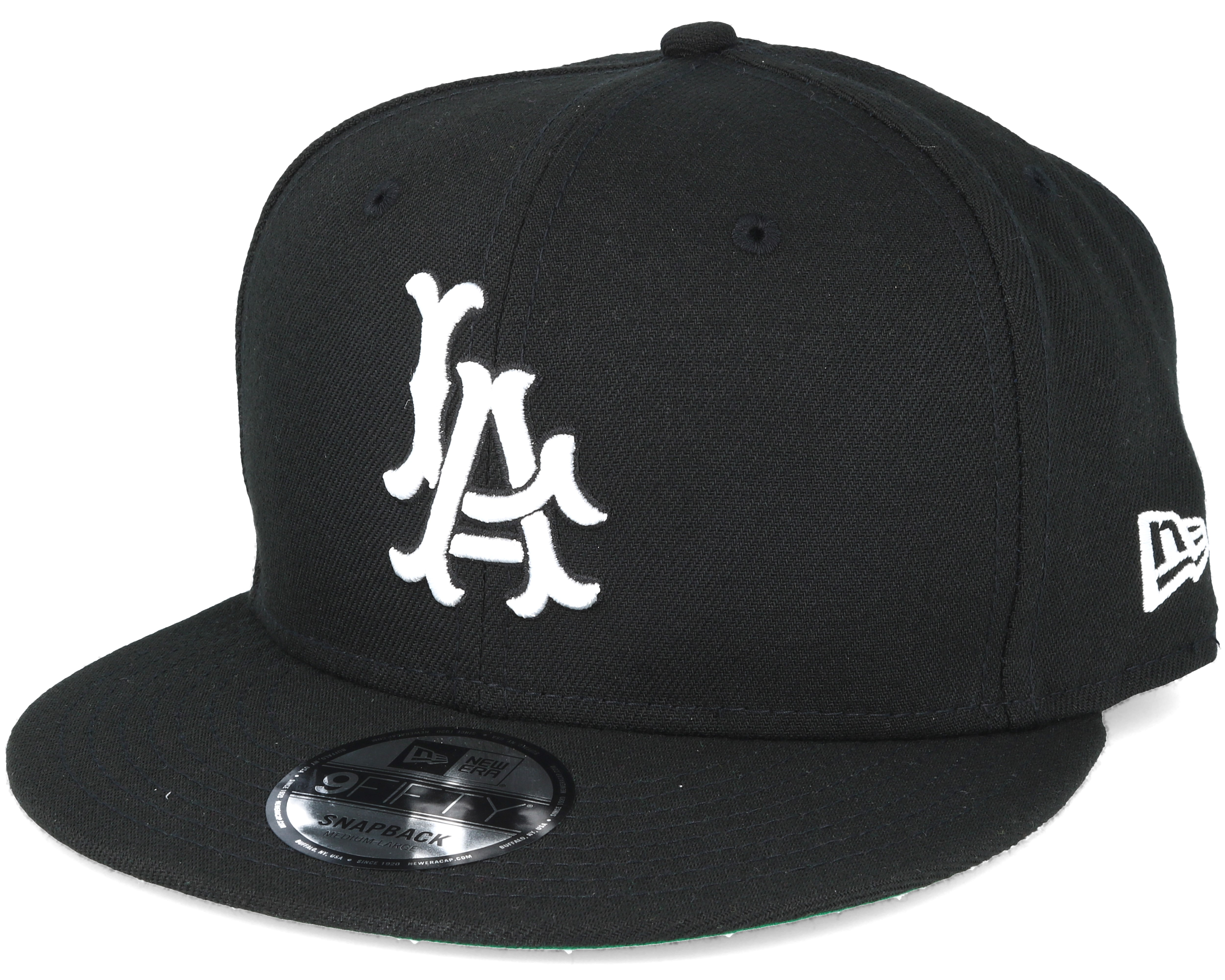 ... spain los angeles angels mlb cooperstown black snapback new era b26a8  15057 c1dd499b28a1