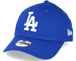 Kids Los Angeles Dodgers Kids League Basic Blue 9forty Adjustable - New Era