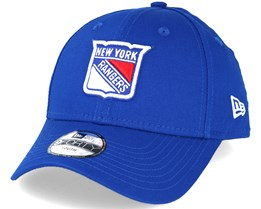 Kids New York Rangers Kids League Basic Blue 9forty Adjustable - New Era