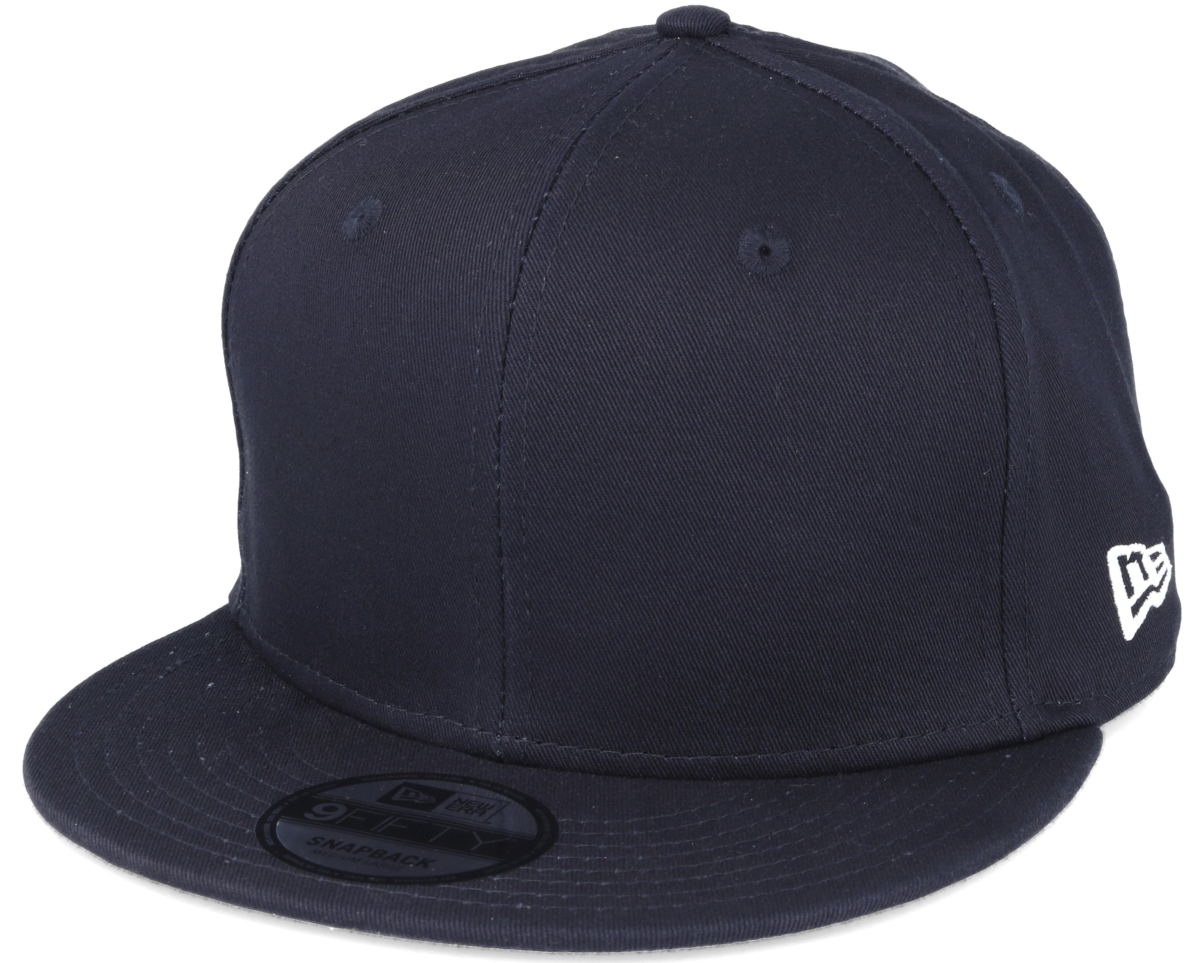 ne cotton navy 9fifty snapback new era cap. Black Bedroom Furniture Sets. Home Design Ideas