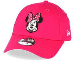 Hero Essential Minnie Mouse Pink 9forty Adjustable - New Era