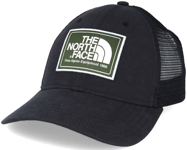 gorra trucker north face