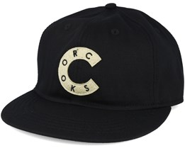 Scramble Woven Black Adjustable - Crooks & Castles