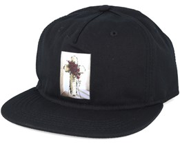 Eulogy Black Snapback - Crooks & Castles