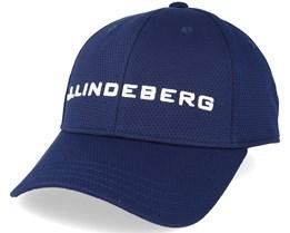 Aiden Pro Poly JL Navy Adjustable - J.Lindeberg