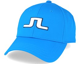 Angus Tech Stretch Electric Blue Adjustable - J.Lindeberg