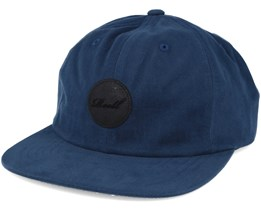 Flat 6-Panel Blue Adjustable - Reell