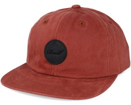 Flat 6-Panel Brown Adjustable - Reell