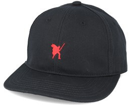 Sport Vader Black Snapback - Dedicated
