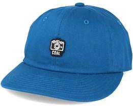 The Junior. Blue Snapback - Coal