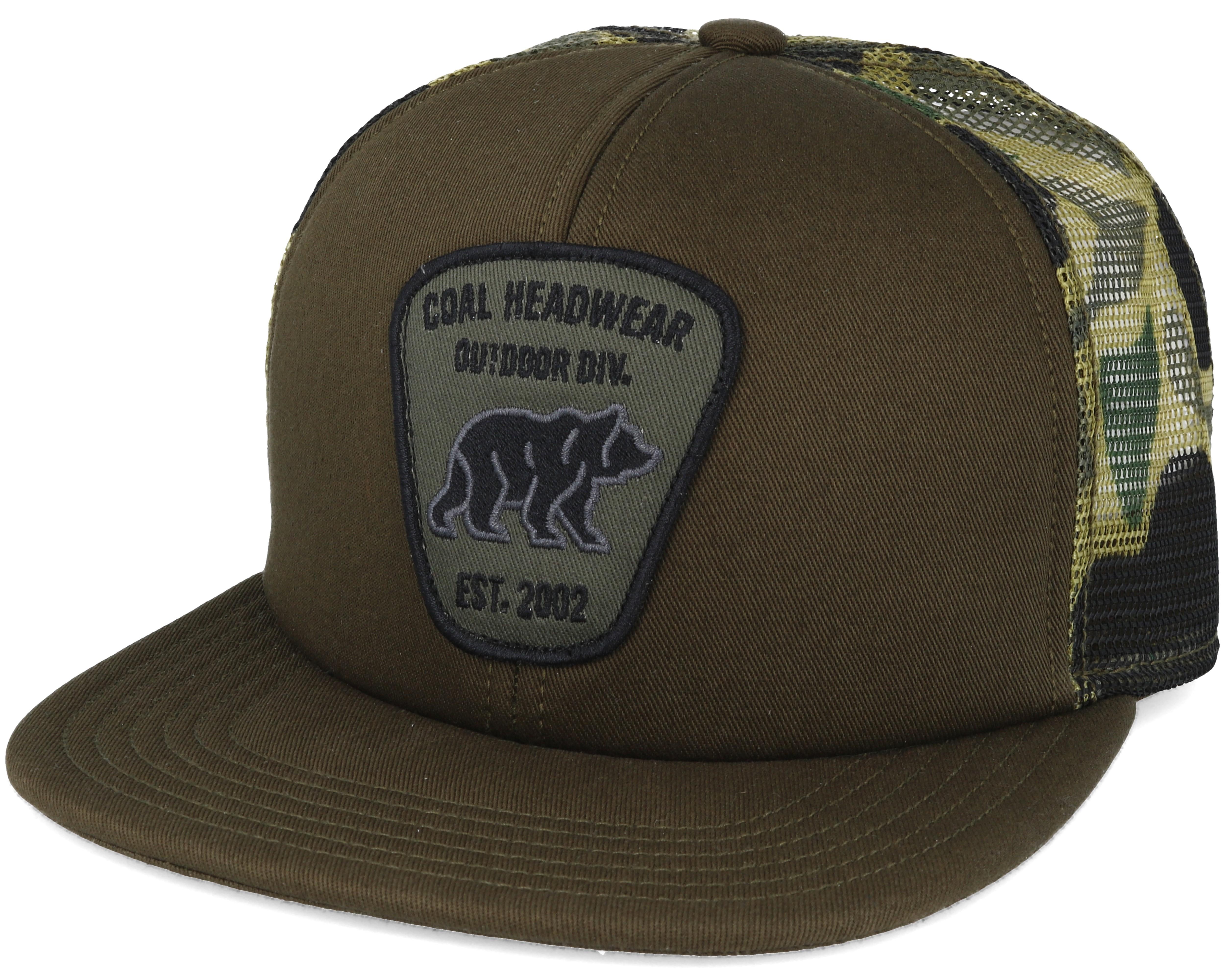 The bureau olive snapback coal caps for Bureau quiksilver