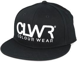 CLWR Black Snapback - CLWR