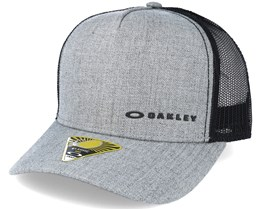 Chalten Grey Trucker Adjustable - Oakley