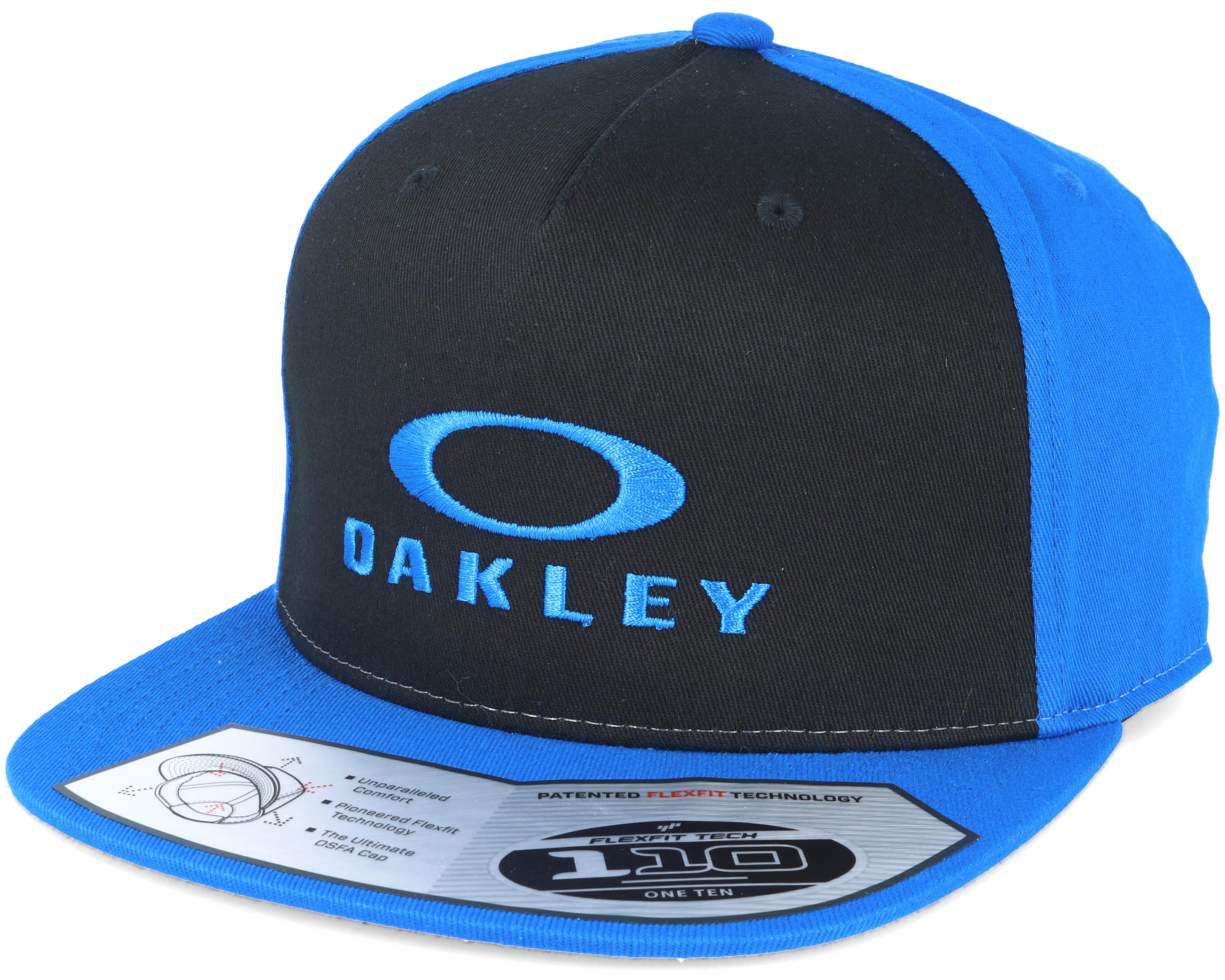8933c93db68ee wholesale oakley perf hat e39fc 97de9  good sliver 110 flexfit black blue snapback  oakley 50cd0 abfd3