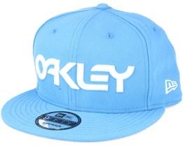 Mark II Novelty Light Blue Snapback - Oakley