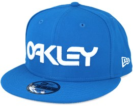 Mark II Novelty Blue Snapback - Oakley