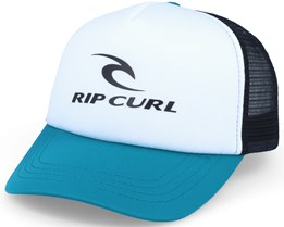 Corporate White Trucker Adjustable - Rip Curl