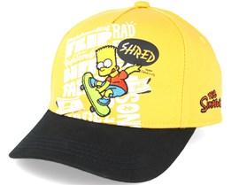 Kids Simpsons BB 63 Yellow - Character