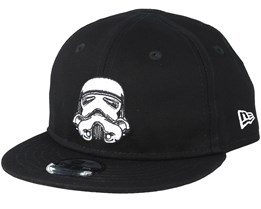 Kids Star Wars Ess 950 Inf Stormtrooper Black Snapback - New Era