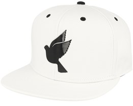 Save us White Snapback - Galagowear