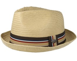 Alberto Strip Straw hat - Headzone