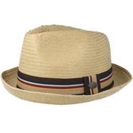 1226451deaa Headzone Alberto Strip Straw hat - Headzone £49.99