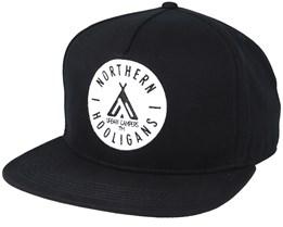 Urban Campers Black Snapback - Northern Hooligans