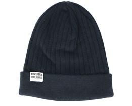 Thinsulated Navy Beanie - Northern Hooligans