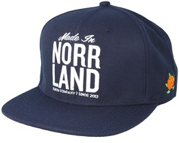 Made in Navy Snapback - Sqrtn