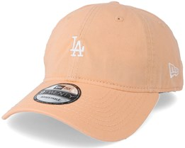 Los Angeles Dodgers 920 Pastel Micro Peach Adjustable - New Era