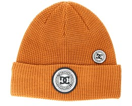 Neesh Brown Beanie - DC