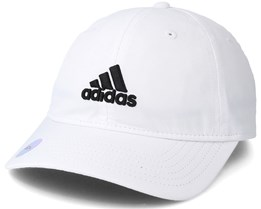 Logo Junior White/Black Adjustable - Adidas