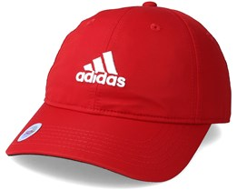 Logo Junior Red/White Adjustable - Adidas