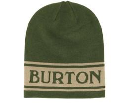 Billboard Slouch Green Beanie - Burton