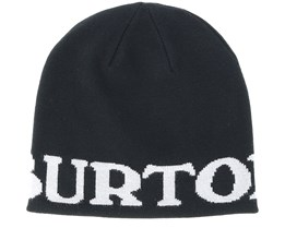 Kids Boys Billboard True Black Beanie - Burton