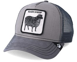 Shades of Black Grey Trucker - Goorin Bros.