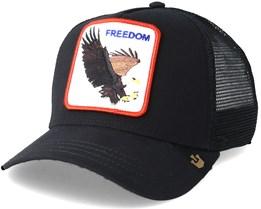 Freedom Black Trucker - Goorin Bros.