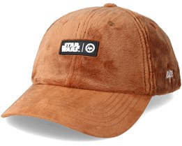 Chewbacca Dad hat Tan Adjustable - Hype