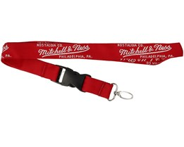 Key Band Red - Mitchell & Ness