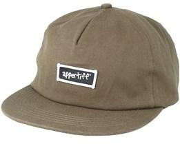 Drifter Military Green Snapback - Appertiff