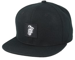 Ohoj Patch Black Snapback - Appertiff